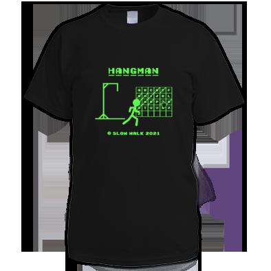 Hangman 'RUN' - Men's T-Shirt