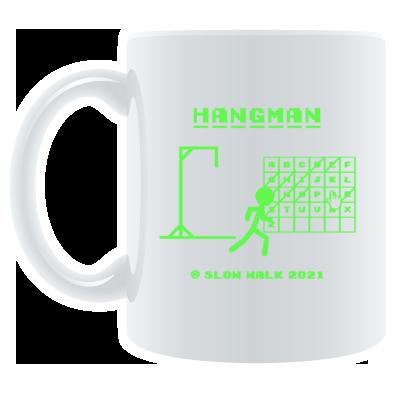 Hangman 'RUN' - Mug