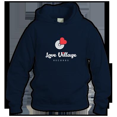 "Love Village ""The Opposite Spectrum"" Logo"