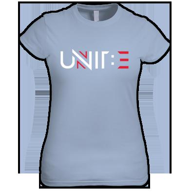 Unit: E Women's Logo White