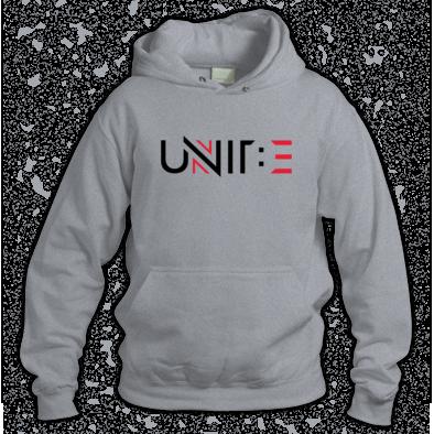 Unit: E Hoodie Logo Black