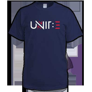Unit: E Logo White