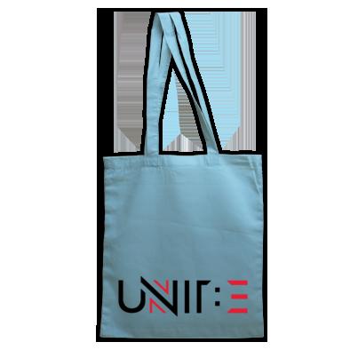 Unit: E Tote Logo Black