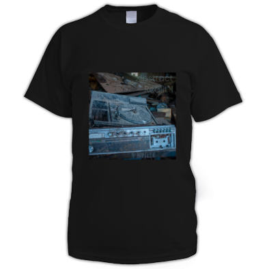 Abstract Reality T-Shirt - M