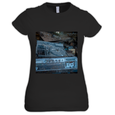 Abstract Reality T-Shirt - F