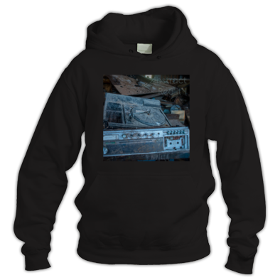 Abstract Reality Hoodie