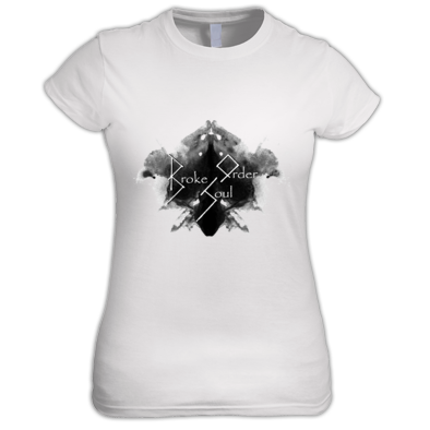 Broke Soul Order Ladies Logo T