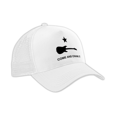 Six Miles to Empty Come and Crank It on Trucker Hat