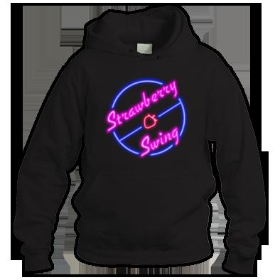 Strawberry Swing Logo Hoodie