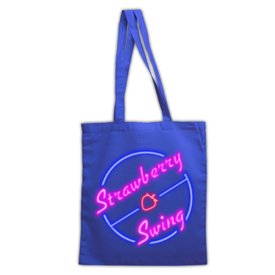 Strawberry Swing  Logo Tote