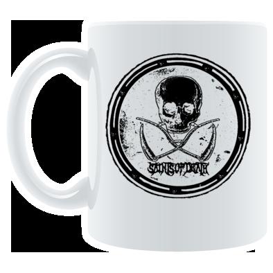 "Saints of Death ""Crest"" Coffee Mug"
