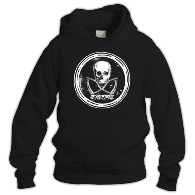 "Saints of Death ""Crest"" Pull Over"