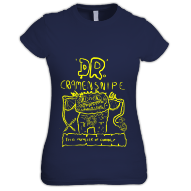 DR CRAMENSNIPE GIRLS T