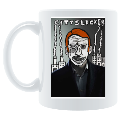 CITY SLICKER MUG