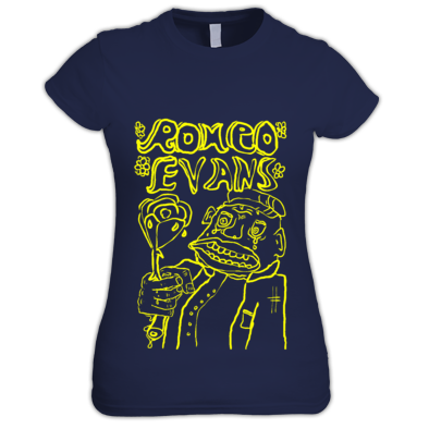 ROMEO EVANS GIRLS T