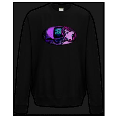 Press Start Full Color Sweatshirt