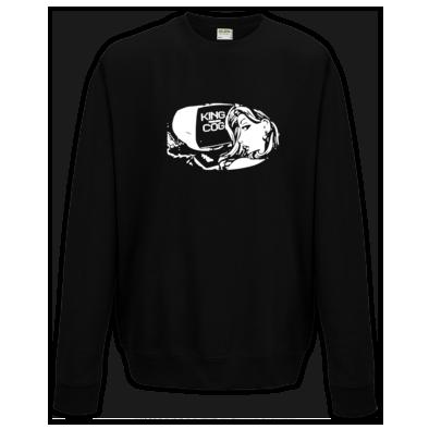 Press Start Single Color Sweatshirt