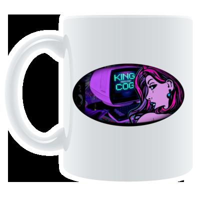 Press Start Full Color Mug