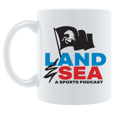 Land and Sea: A Sports Podcast Design #185444