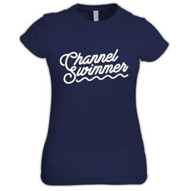 Channel Swimmer Logo (Womens)