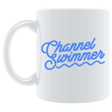 Channel Swimmer Logo (Mens)