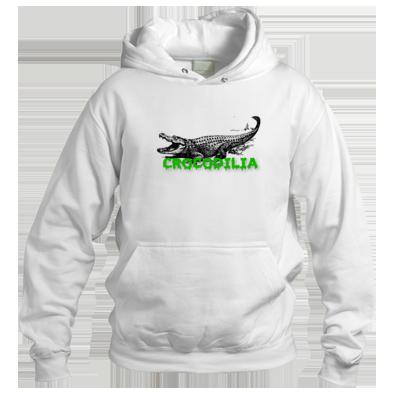 Hoodie - Green Font