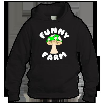 Funny Farm Logo Hoodie