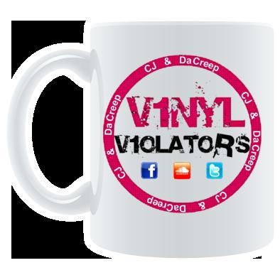 Vinyl Violators Mug