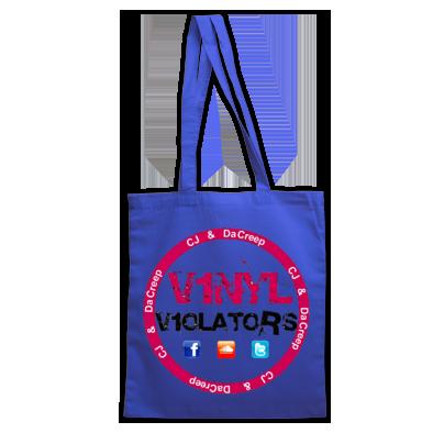 Vinyl Violators Shopping Bag