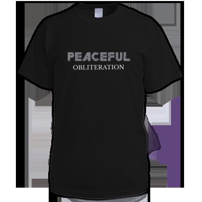 Peaceful Obliteration  Design #190996