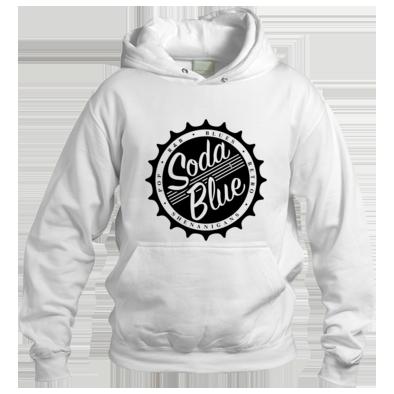 Soda Blue Hoodie