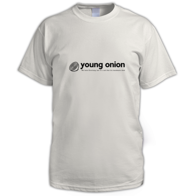 young onion - everlong logo