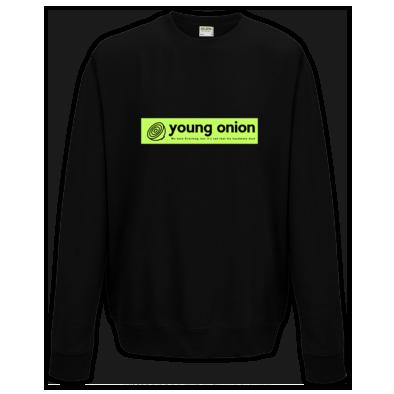 young onion - everlong logo longsleeve