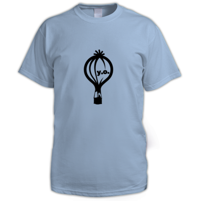young onion - yo logo tee