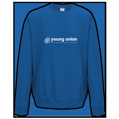 young onion - everlong logo longsleeve w font