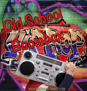 Old School Boombox
