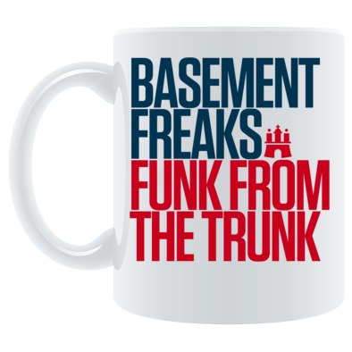Funk From The Trunk (Hamburg Edition) Mug