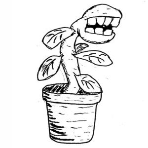 Plants With Teeth