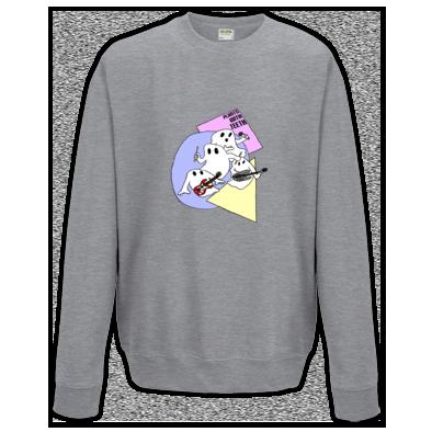 Ghost Band Sweatshirt