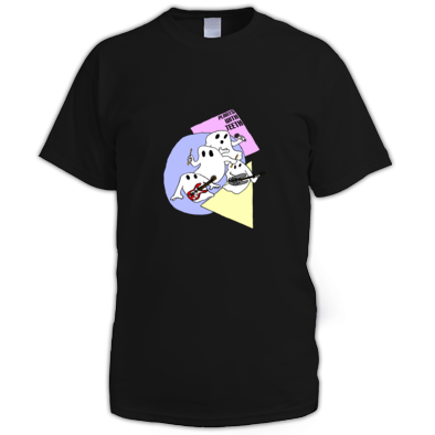 Ghost Band Shirt