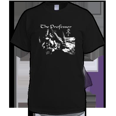 The Professor Garden T Shirt