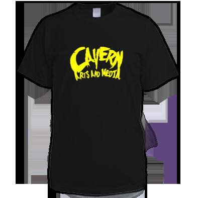Cavern Arts and Media Logo T-Shirt