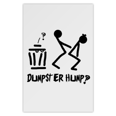 Dumpster Hump EP Poster