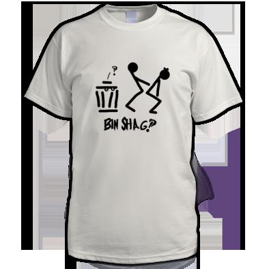 Bin Shag T-Shirt