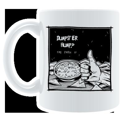Dumpster Hump Fire Crotch EP Mug