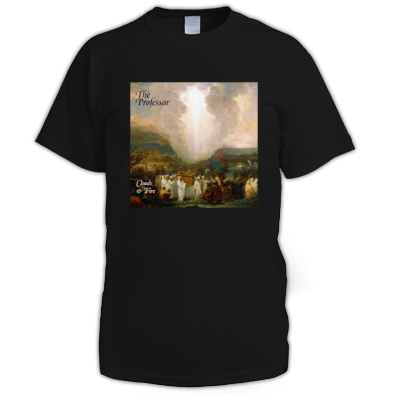 Professor Clouds and Fire T-Shirt