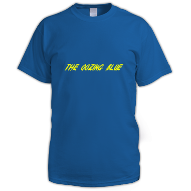 Oozing Blue T Shirt