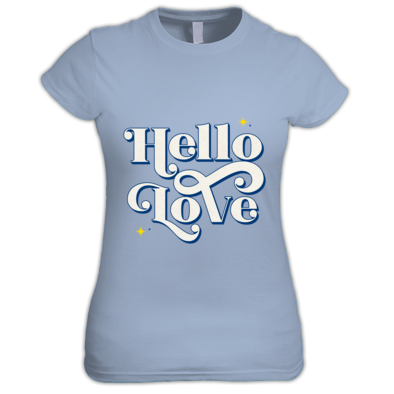 Hello Love Women's T-Shirt