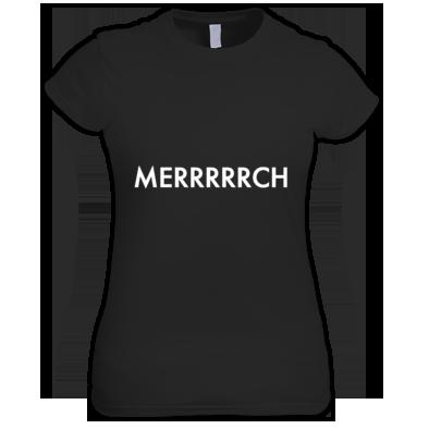 MERRRRRCH Women's T-Shirt