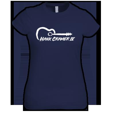 Hank Cramer IV Logo White [Women]